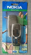 Original NOKIA 3310 / 3330 Xpress-on Front & Back Cover   Iceberg Grey in OVP