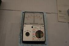 Brown & Sharpe Model No. 599-1000 Inch/Metric Electronic Pocket Amplifer
