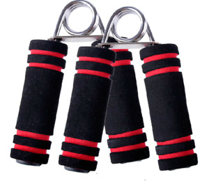Hand Grippers Gym Training Wrist Exercise Fitness Muscle Bodybulding & Strength