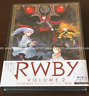 New RWBY Volume 2 First Limited Edition 2Blu-ray+2CD+Booklet 4548967298086 Japan