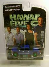 2014 '14 CHEVY CHEVROLET SILVERADO Z71 HAWAII FIVE-O GREEN MACHINE CHASE CAR