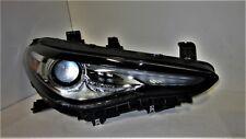 17 18 ALFA ROMEO GIULIA HEADLIGHT HID LED  XENON RH PASSENGER COMPLETE  OEM MINT