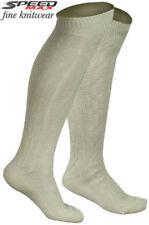 Calze e calzini da uomo bianchi calzini lunghi cotone