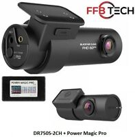 BlackVue DR750S-2CH Full HD WiFi Cloud GPS 16GB + Power Magic Pro (Auth. Dealer)