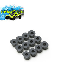JQB0022 Oval Arm Holder Inserts by JQ Racing BLACK AND GREY EDITION BUGGY BE GE