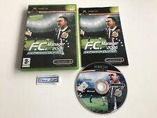FC Manager 2006 La Passion Du Foot - Microsoft Xbox - PAL FR - Avec Notice