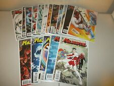 Majestic #1-17 (Complete 2005 DC Series) Full lot set run