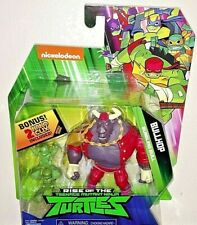 Nickelodeon Rise Of The Tmnt 2020 Bullhop Bumbling Bull 4 Inch Action Fig.New!