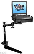 RAM No-Drill Laptop Mount for Ford F250, F350, F450, F550, F650, F750, Excursion