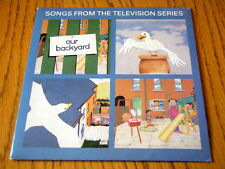 "BACKYARD - SONGS FROM THE TELEVISON SERIES   7"" VINYL"