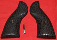 Ruger Firearms Security & Service Six Custom Grips