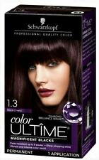 Schwarzkopf Color Ultime Hair Color Cream 1.3 Black Cherry