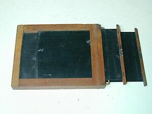 .KODAK n°4 cartridge CHASSIS à volet pour format 9x12 cm photo photographie