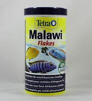 Tetra Malawi Flakes 1000ml Nourriture Complète Pour Ostafrikanische Cychlidés