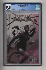 Marvel's Edge of Venomverse #2 Mattina Gwenpool Cover CGC 9.8