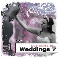 DMC DJs Guide To Weddings Vol 7 Party DJ CD