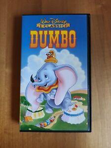 DUMBO - VHS I CLASSICI DI WALT DISNEY DA VENDITA