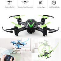 Mini JJRC H48 Drone 2.4GHz RC Quadcopter Rolling Remote Control Charge Aircraft