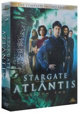 STARGATE ATLANTIS (THE COMPLETE SECOND (2ND) SEASON) (BOXSET) (MGM) (DVD)