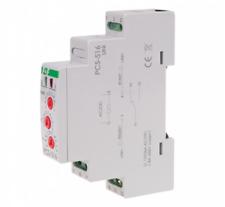 F&F PCS-516UNI 10 Funktionen Zeitrelais Multifunktionsrelais Heizung Time relay
