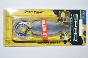 spro bronzeye frog 65 glide topwater dean rojas 5/8oz  #25 nasty shad glide it