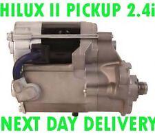 TOYOTA HILUX II PICKUP 2.4i 4WD 1989 1990 1991 1992 > 2005 RMFD STARTER MOTOR