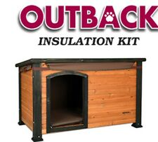 Precision Pet Outback Dog Log Cabin Extreme Cabin Insulation Kit 2800-28003