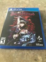 Bloodstained Ritual of the Night (PlayStation 4, PS4) - Fast Free Shipping