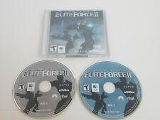 Star Trek ELITE FORCE II for Apple MAC (Activision, 2003) 2 Disk Set