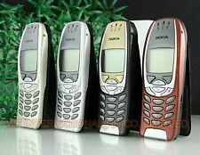 Original Classic Nokia 6310i silver Unlocked Mobile CellPhone Bluetoorh warranty