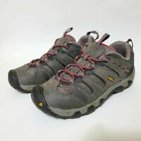 Keen Womens 8 Koven Hiking Shoes Boots Gray 1011829 Trail Low Moisture Wicking