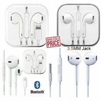For Apple iPhone 6 7 8 Plus X XS MAX XR 11 Wired Headphone Headset Earbuds Gift