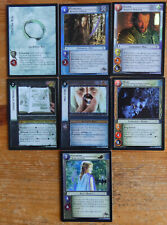 Lord of the Rings CCG Reflections Foil Rare+ LotR TCG