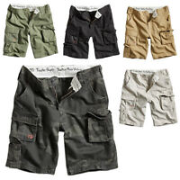 SURPLUS TROOPER CARGO SHORTS WALK SHORT CHINO ARMY BERMUDA military S-7XL