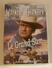 DVD LE GRAND SAM - John WAYNE / Stewart GRANGER / CAPUCINE - Henry HATHAWAY