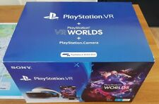 Sony PlayStation VR - Virtual Reality PSVR PS Model CUH-ZVR2 Excellent Condition