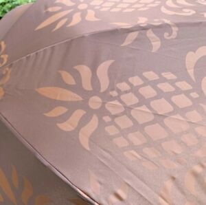 Hawaiian Quilt Pineapple Print Umbrella - 3 Colors To Chose From