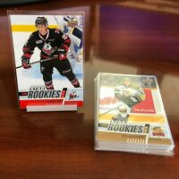 2017-18 Upper Deck CHL Hockey ** You Pick ** Star Rookies  - Combined Shipping