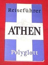 Reiseführer Polyglott 744 , Athen , 1974 , TOP