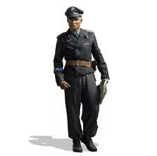 1/16 Scale German Officer Resin Figure Kit Unassembled Unpainted (R)