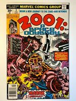 "2001: A SPACE ODYSSEY #3 - ""MARAK THE MERCILESS!"" -  NM 9.4 Kirby 1976"