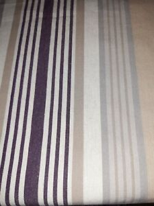 Thick Cotton Stripe Fabric 2 metres + 60ins wide