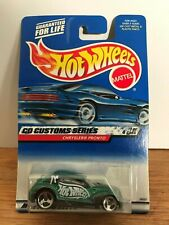 2000 Hot Wheels CD Custom Series Chrysler Pronto Green 1/4 - NIP