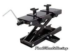 MOTORCYCLE PLATFORM LIFT JACK 500KGS MAX LOAD WITH FREE DELIVERY