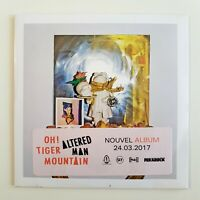 ALTERED MAN : OH ! TIGER MOUNTAIN ♦ CD Album Promo NEUF ! ♦