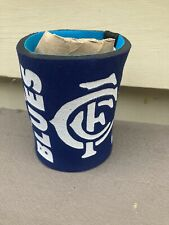 Original VFL 70s Carlton Blues Stubby Holder