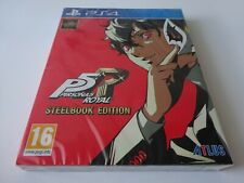 Persona 5 Royal Steelbook Edition -NEUF-