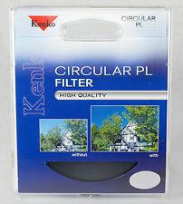 Kenko-Tokina 67mm Circular Polarizer (CPL) Filter - ( Made In Japan) KB-67CRPL