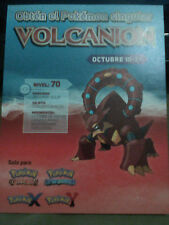 pokemon singular volcanion
