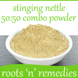 Singing Nettle Root Extract + Whole Root, 50:50 Combo Powder: - 5/50/100g...